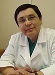 Константинова Галина Дмитриевна. флеболог