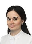 Мустапаева Заира Вахаевна